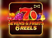 Sevens & Fruits: 6 reels